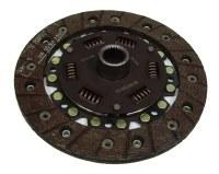Clutch Disc 180mm 6V 46-66 SPRUNG