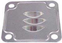 Alt/Gen Stand Deflector Plate.