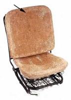 Hair Seat Pad (113881775D-WW)