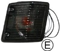 Front Signal Lens Van SMK RH