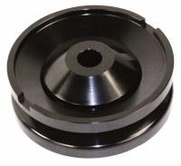 Alt/Gen Pulley Billet Black