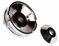 Alt/Gen Pulley Billet Polished