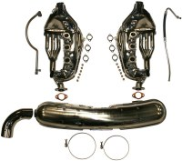 Exhaust Kit 911 2.7L - 3.0L
