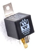 Flasher Relay T2 62-65 12V
