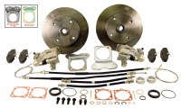 Rear Disc Kit T1 73-79 W/Ebrk HD
