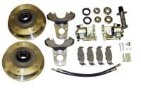 Disc Brake Kit Beetle Wide 5 Link Pin