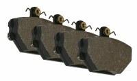 Upgrade Brake Pads Set