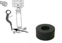 Front Sway Bar Link Lower Bushing 80-85