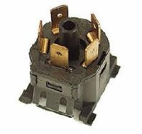 Blower Switch w/ Air Cond.