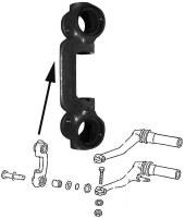 Steering Knuckle T1 LH