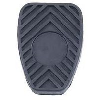 Pedal Pad, Early 911