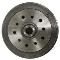 Brake Drum T1 68-79 DUAL DRILL
