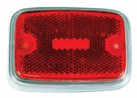 Side Marker Lens T2 70-74 Red