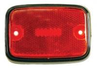 Side Marker Lens T2 75-79 Red