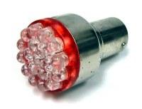 1156 LED Red Bulb Each
