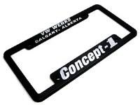 C-1 Plate Frame - VW