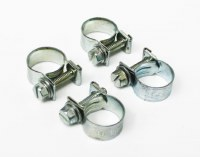 Fuel Injection Hose Clamps (4)