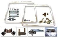 Creative Engineering Safari Window Kit T2 55-67 Polished