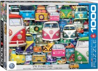 VW Funky Jam puzzle