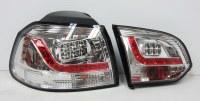 MK6 Golf LED Devil Tails Chrm