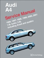 Audi A4 1996-2001 B5
