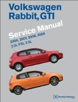 VW MK5 Rabbit/GTI 2006-2009