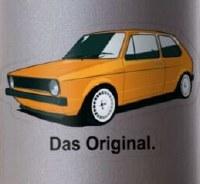Das Original. Decal
