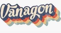 80s Retro style Vanagon decal