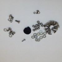 Vanagon Westfalia Skylight Hardware Kit Stainless Steel