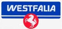 Sticker - Westfalia
