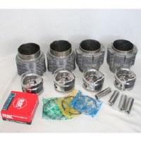 Piston Kit 356/912 86mm Biral