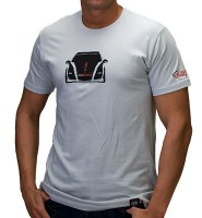 TSHIRT APRMS GTI DAY XL GREY
