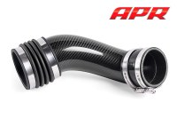 Carbon F Int. 1.8TSI/2.0TSI MK7 Optional Turbo Inlet Pipe