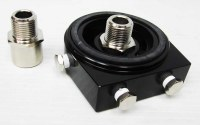 Aluminum Oil Cooler Adapter
