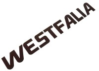 "17.5"" Westfalia Decal Brown"