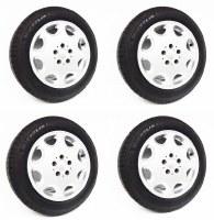 "Alloy 16"" Bus/Van Wheel Tire Set 005 215/60/16 (2WD) MICHELIN"