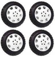 "Alloy 16"" Bus/Van Wheel Tire Set 001 215/65/16 (2WD) BFG"