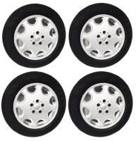 "Alloy 16"" Bus/Van Wheel Tire Set 008 215/60/16 (2WD) KUMHO"