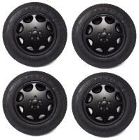 "Alloy 16"" Bus/Van Wheel Tire Set 027 215/70/16 (2WD) MAXXIS"