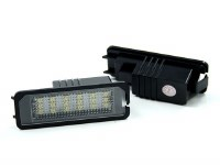 MK4  LED License Light Set