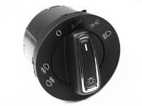 MK7 Euro Headlight Switch Chr.