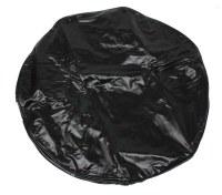 Spare Tire Cover - Black