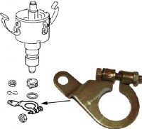 Distributor Clamp T1