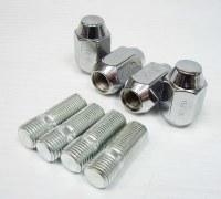Nuts & Stud Kit M14 to 1/2-20