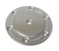 Billet Oil Sump Plate - Silver