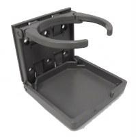 Folding Cup Holder Grey