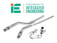 IE Downpipe 3.0L S4 S5 SQ5
