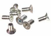 Bus Decklid Screws - 8