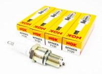 """NGK Spark Plug 14x3/4"""" (NGKBPR6ES-SET4)"""