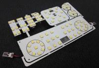 GOLF 6 INTERIOR LED SET